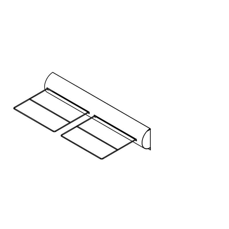 Eos Classic Zubehör Abdeckschutz für Saunaöfen mit Abschaltautomatik 94.4425