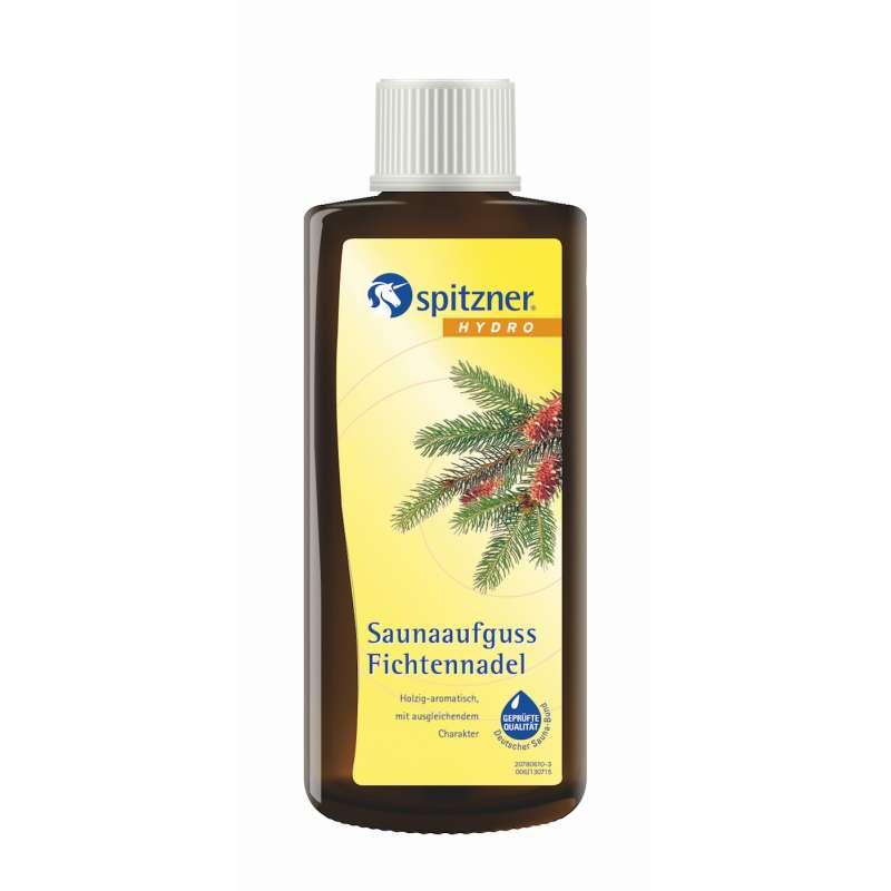 Spitzner Hydro Saunaaufguss Fichtennadel 190 ml 7802075
