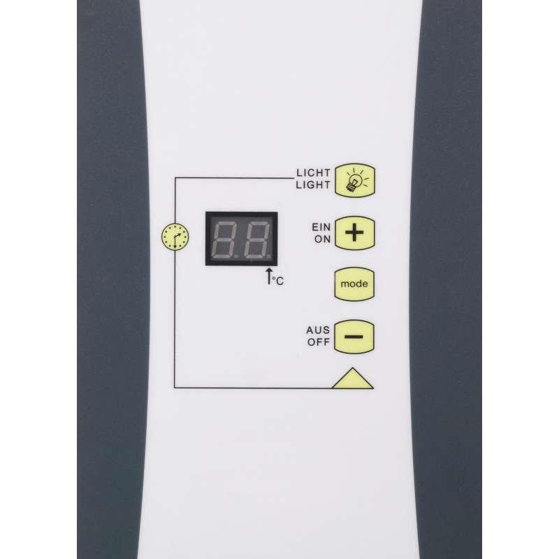 Infraworld Digitale Steuerung N75 für Infrarotkabinen LZ 95 min B3341-6