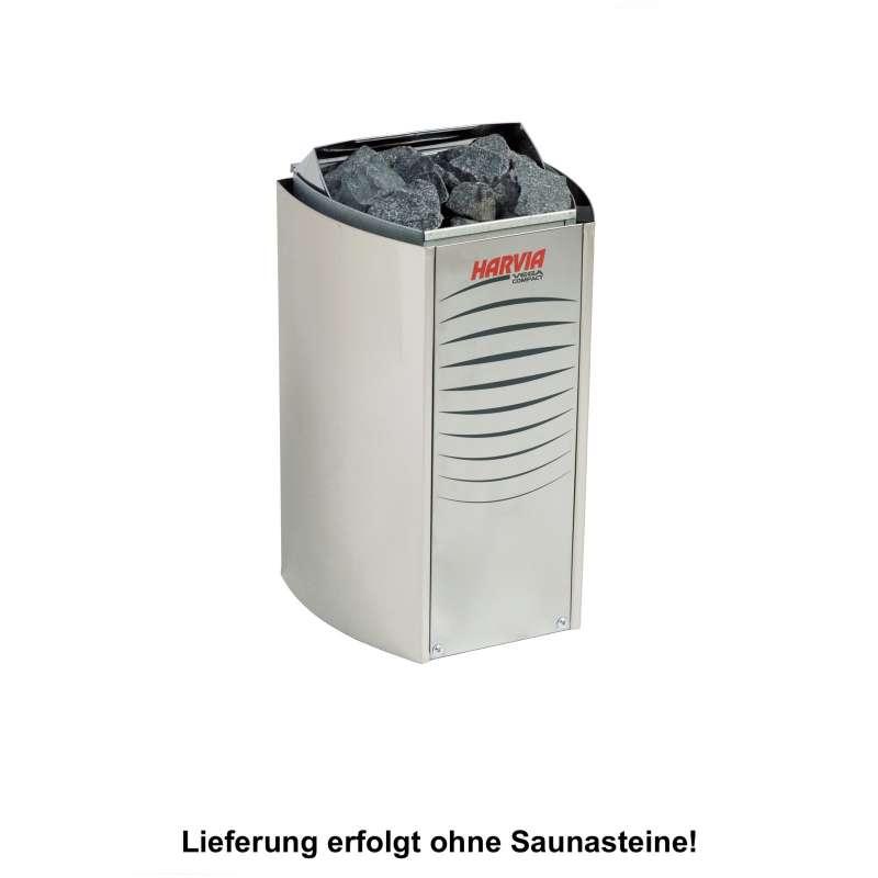Harvia Saunaofen Vega Compact E 2,3 kW Elektroofen BC23E Saunaheizung Heizgerät