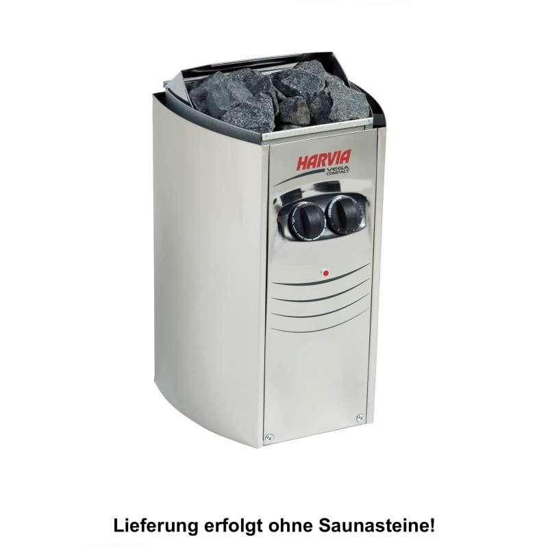 Harvia Saunaofen Vega Compact 3,5 kW Elektroofen BC35 Saunaheizung