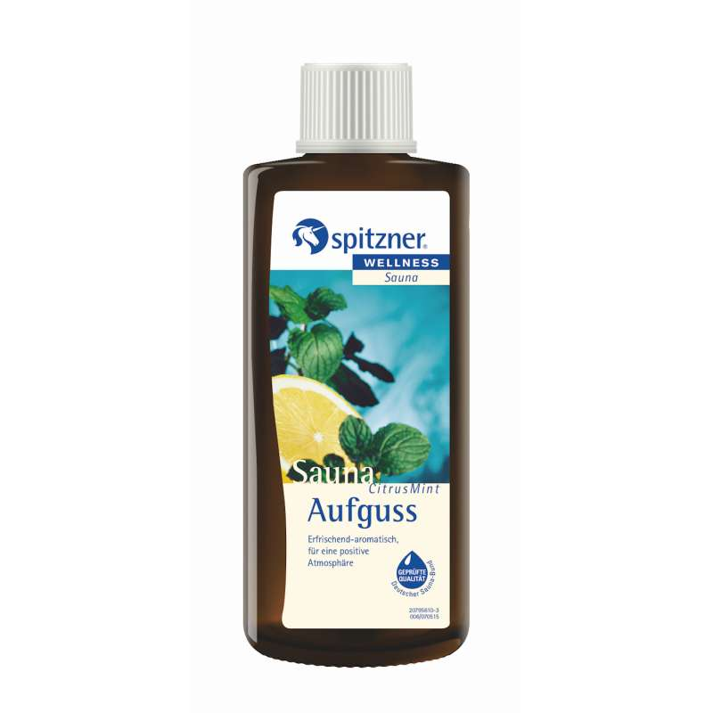 Spitzner Saunaaufguss Citrus Mint 190 ml 7952075