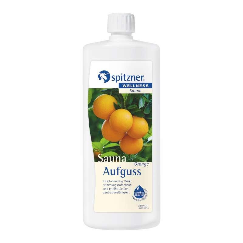 Spitzner Saunaaufguss Orange 1 Liter 8850025