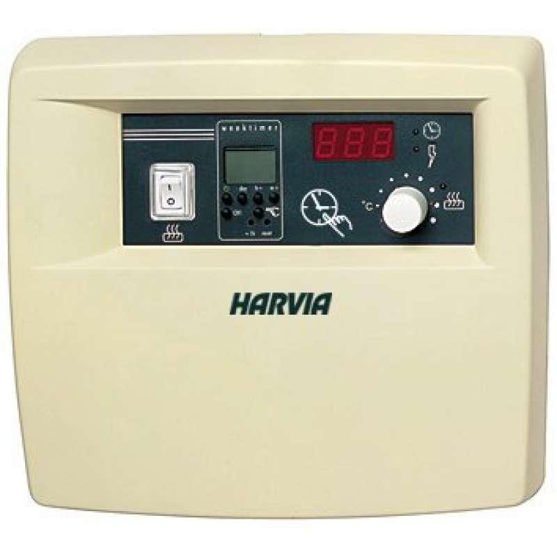 Harvia C260-34 Saunasteuerung max. 34 kW Steuergerät Saunabedienung inkl. Temperaturfühler