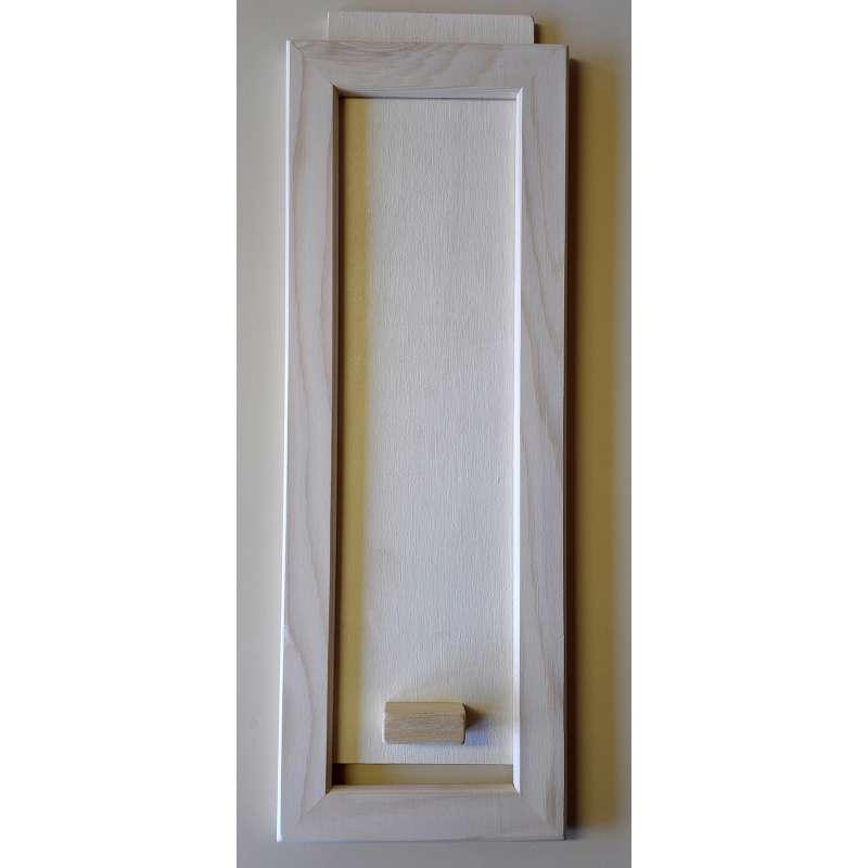 Arend Lüftungsschieber Holz ca. 40 x 14cm für Saunakabine