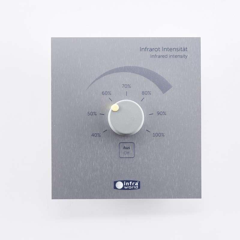 Infraworld VITALlight ABC Strahler Regler für Saunacontrol C2 C3 und C4 B6687