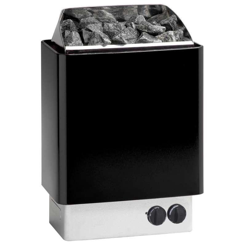 Infraworld Mini Plus Finnischer Saunaofen 4,5 kW integrierter Steuerung B6604