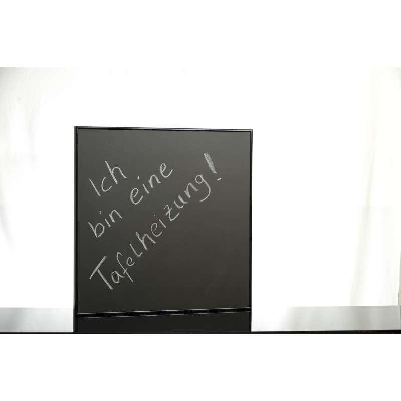 Elbo-Therm Infrarot Tafelheizung Keramikheizung Elektroheizung schwarz 450 Watt