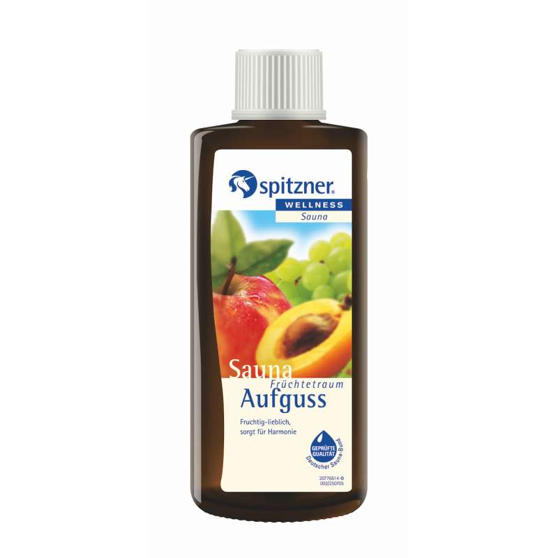Spitzner Saunaaufguss Früchtetraum 190 ml 7762075