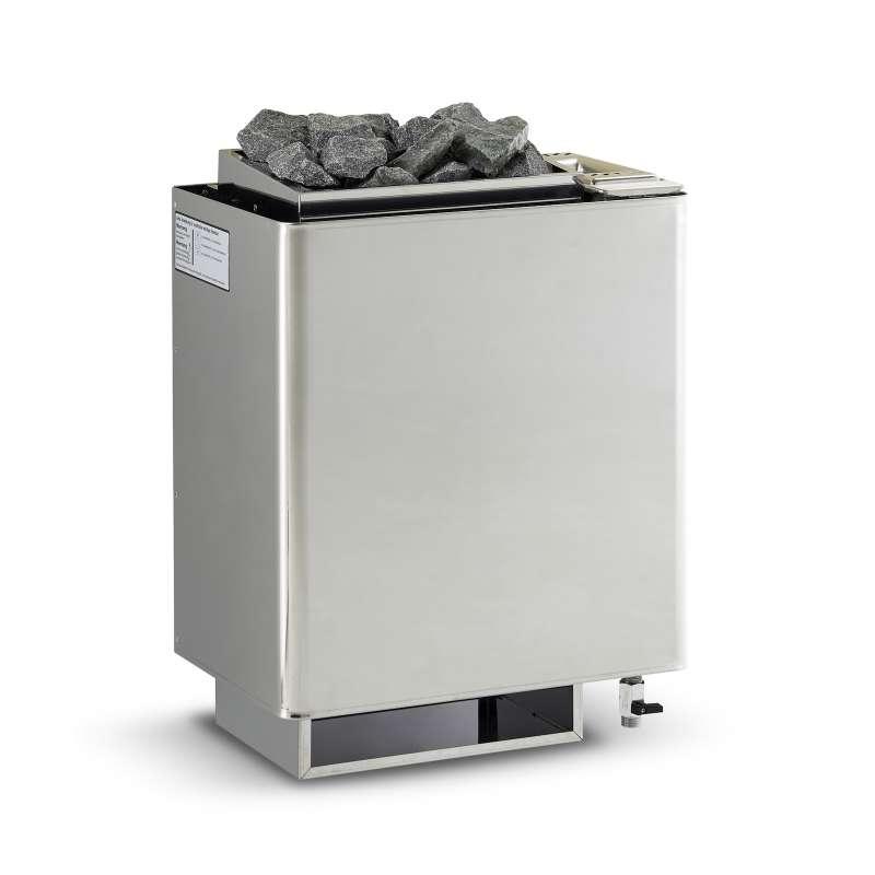 Infraworld Verdampferofen Bi O Mat W 9,0 kW inkl. 15 kg Saunasteine B6608