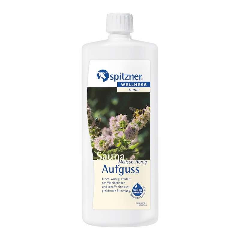 Spitzner Saunaaufguss Melisse Honig 1 Liter 8850010