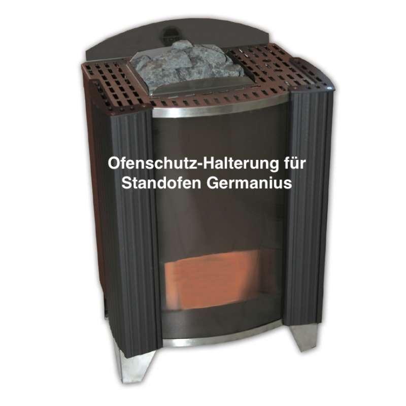Eos Premium Ofenschutzhalterung für Standofen Germanius u. Bi O Germanium
