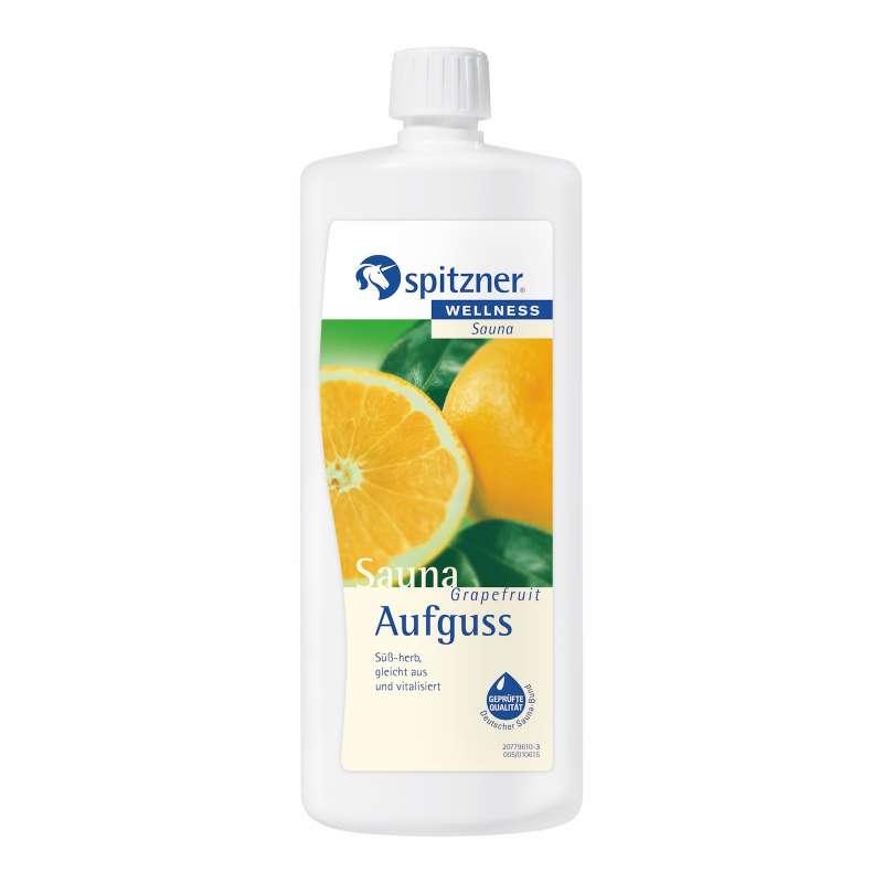 Spitzner Saunaaufguss Grapefruit 1 Liter 7792044