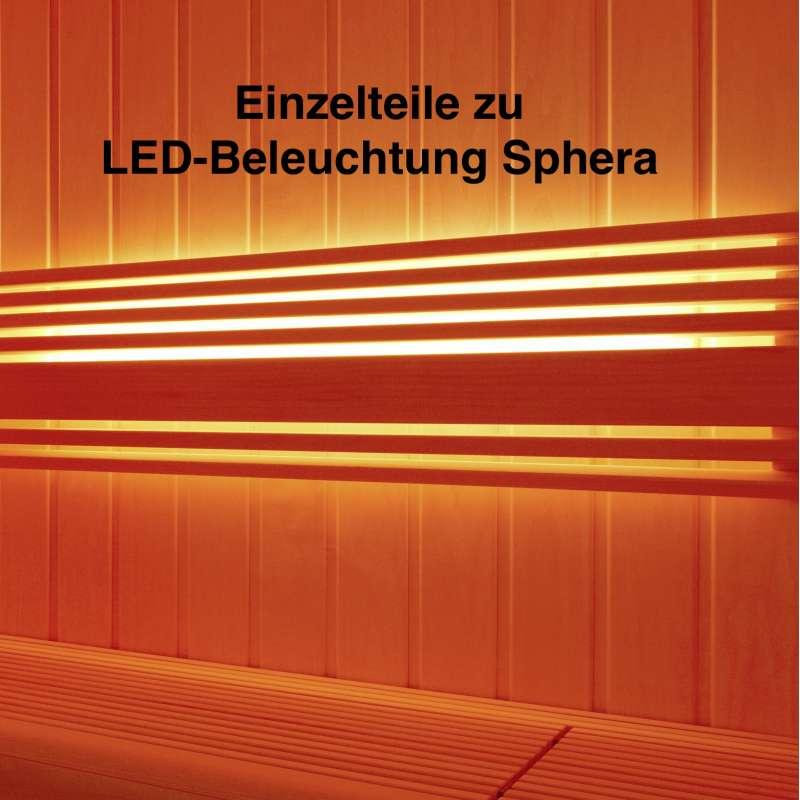 Infraworld LED Beleuchtung Sphera - EEK: E Spektrum A++ bis E - W4458