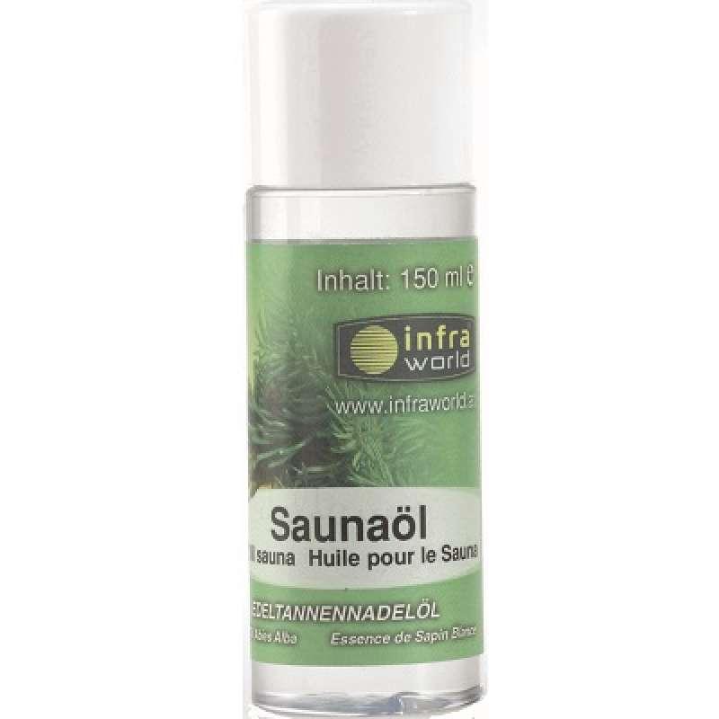 Infraworld Saunaöl Edeltannennadel Saunaaufguss Saunaduft 150 ml S2263-1