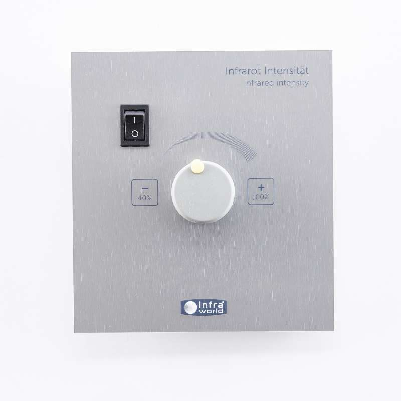 Infraworld Steuerung Easy Control Infrarot für ABC Strahler B6667-2