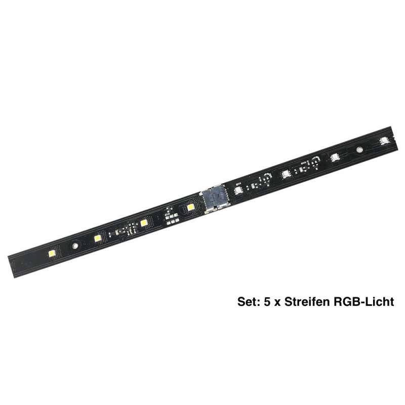 Eos Classic Zubehör LED Lichtstreifen SET RGB 5 Streifen 94.6078