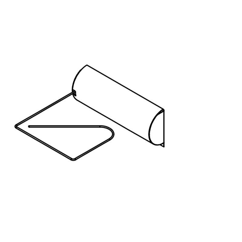 Eos Classic Zubehör Abdeckschutz für Saunaöfen mit Abschaltautomatik 94.4421