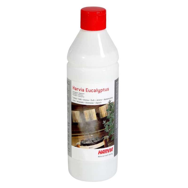 Harvia Saunaduft Eucalyptus 500 ml Eukalyptus Saunaaroma Saunaaufguss Aroma
