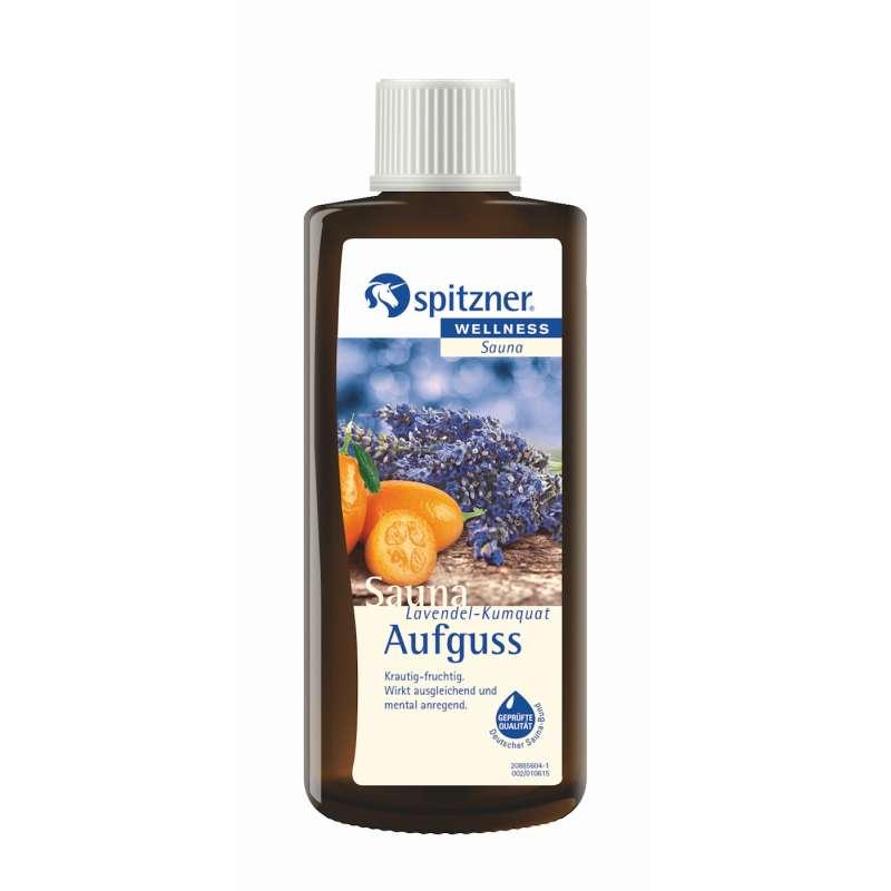 Spitzner Saunaaufguss Lavendel Kumquat 190 ml 8850070