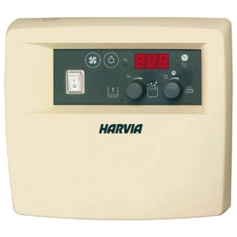 Harvia C105S LOGIX Saunasteuerung für Steuerung des Saunaofens und Verdampfers
