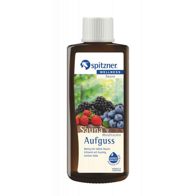 Spitzner Saunaaufguss Waldfrüchte 190 ml Wellness Konzentrat 8850104