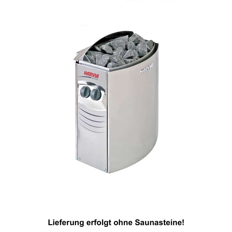 Harvia Saunaofen Vega 8,0 kW Elektroofen BC80 Saunaheizung Saunaheizgerät