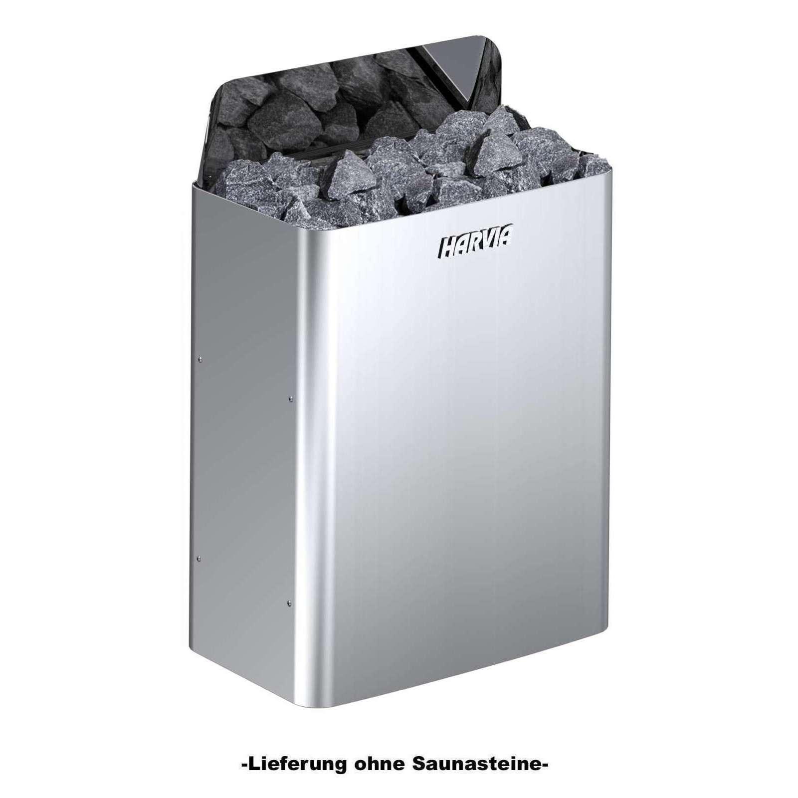 Steine Arend Sauna und Wandofen Safor 7,5 kW inkl
