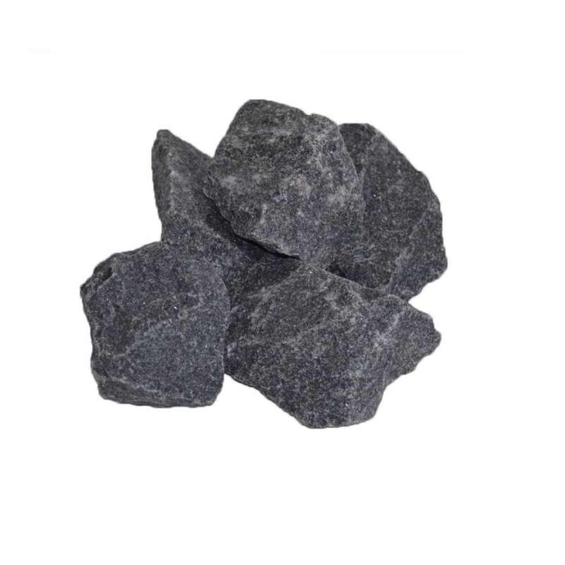 Saunasteine 20 kg Ofensteine Steine für Saunaofen Elektroofen R-990, Größe 5 - 10 cm