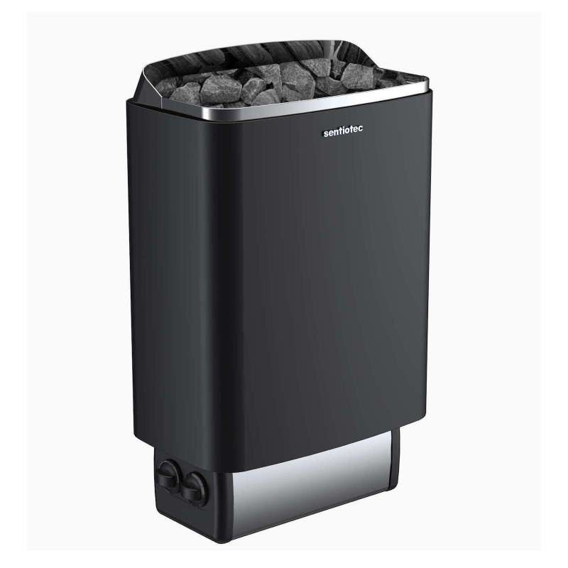 Sentiotec 100 Saunaofen mit Steuerung Saunaheizgerät wählbar: 4,5 / 6 / 8 / 9 kW