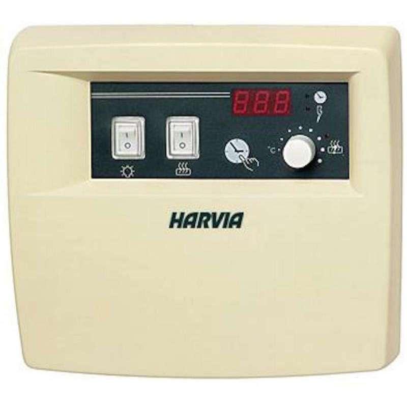 Harvia C150 Steuerung für Saunaöfen mit 2,3-17 kW Steuergerät Saunabedienung control unit