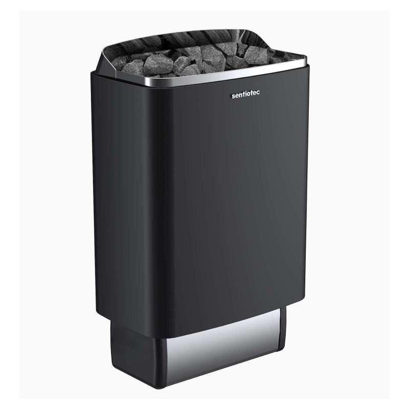 Sentiotec 100E Saunaofen ohne Steuerung Saunaheizgerät wählbar: 4,5 / 6 / 8 / 9 kW