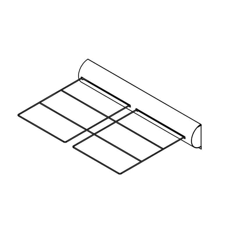 Eos Classic Zubehör Abdeckschutz für Saunaöfen mit Abschaltautomatik 94.4725