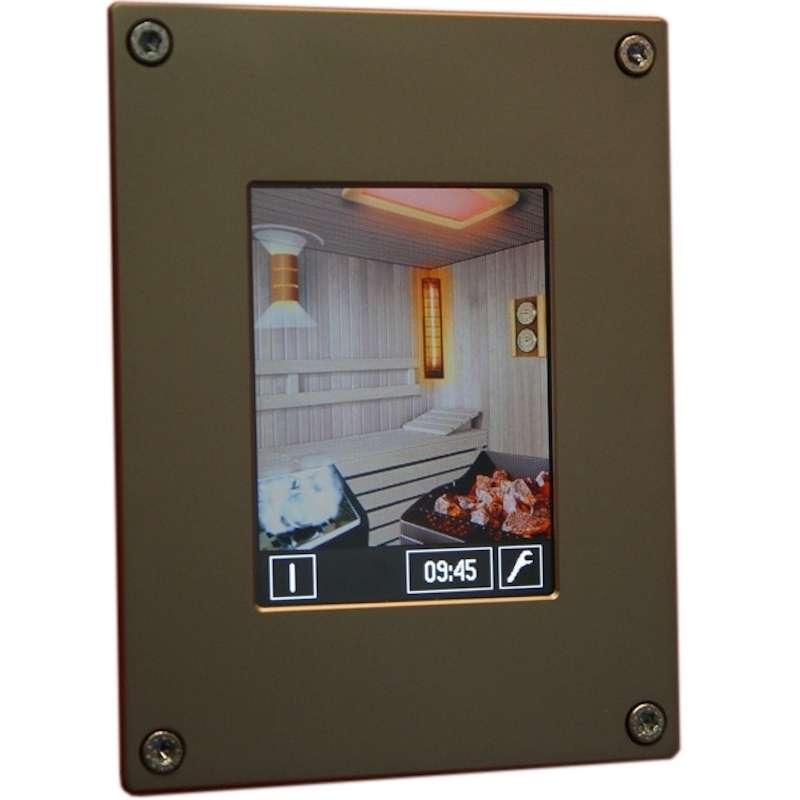 Eos Premium Infrarot und Saunasteuergerät Infra Touch I AF 94.4672