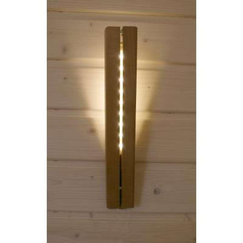 Nikkarien LED Beleuchtung - EEK: A+ Spektrum A++ bis E - Kiefernholz 46324TL