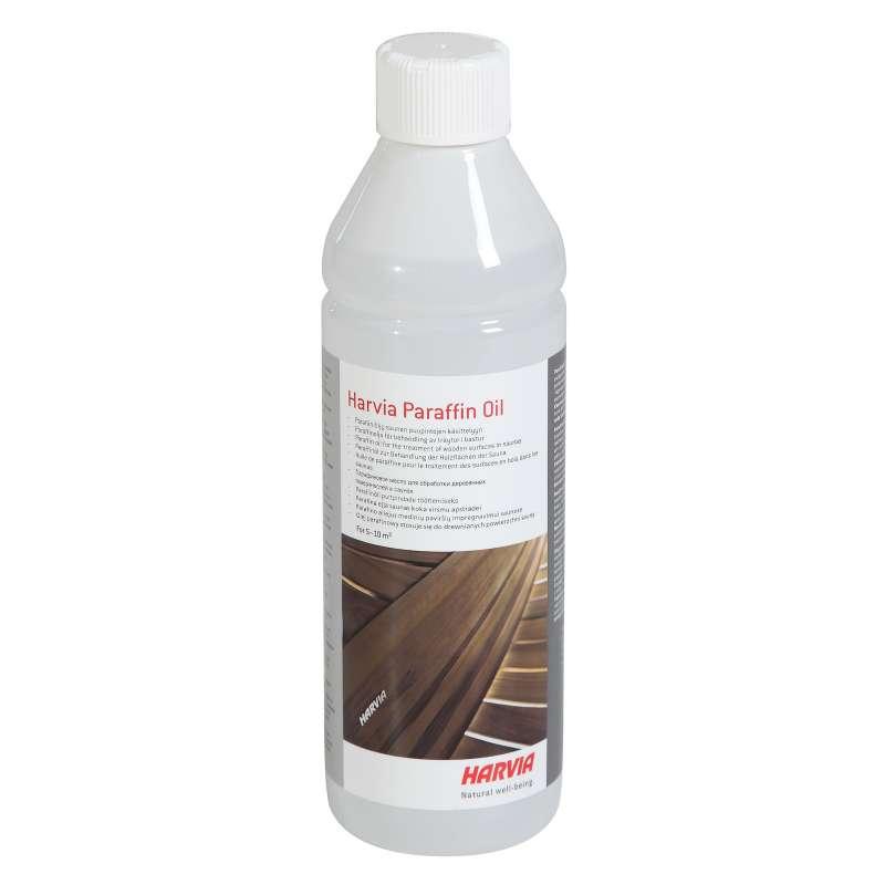 Harvia Paraffin Öl SAC25060 Paraffinoil 500 ml Saunareiniger Holzreiniger