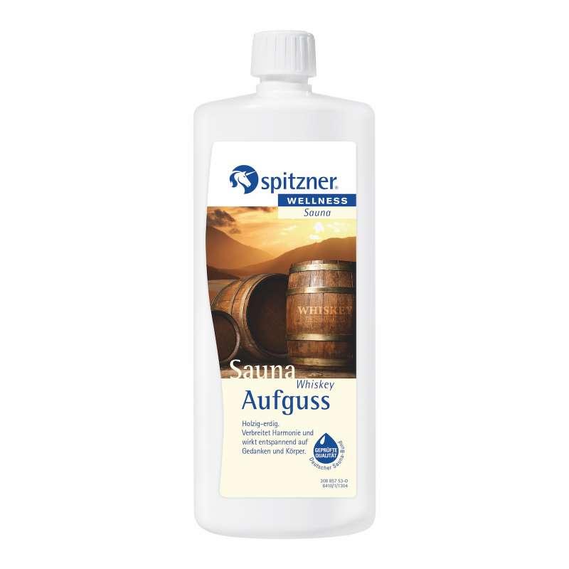 Spitzner Saunaaufguss Whiskey 1 Liter (1000 ml) Wellness Konzentrat 8850101
