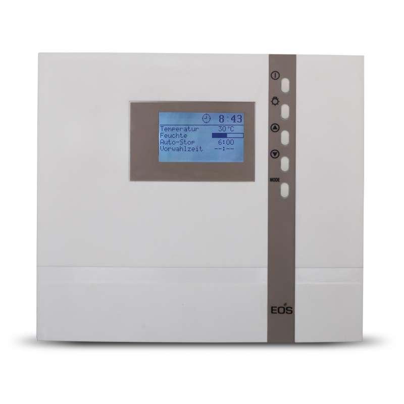 Eos Basic Elektronisches Saunasteuergerät ECON H2 Finnisch und Bi O 94.6139