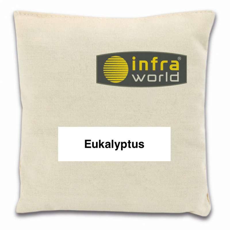 Infraworld Duftkissen Eukalyptus Kräuterkissen Saunazubehör Biosauna S2275-2