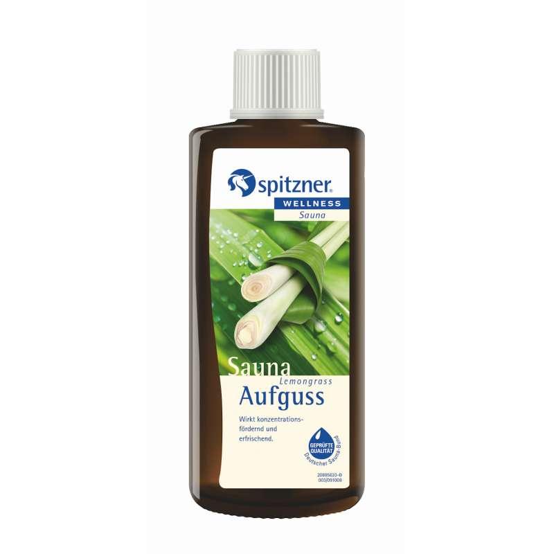 Spitzner Saunaaufguss Lemongrass 190 ml Konzentrat 8850078