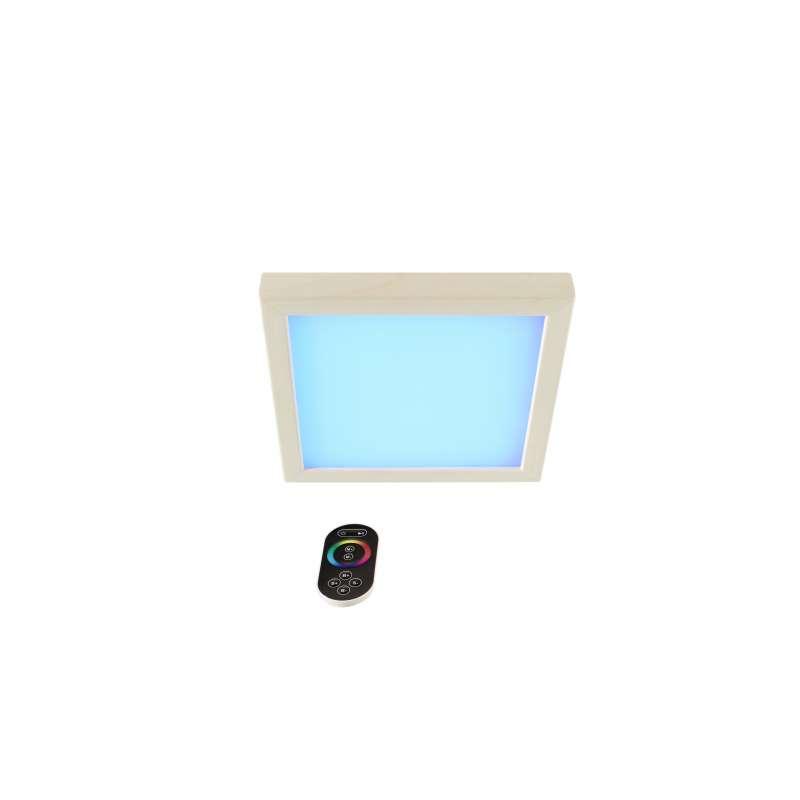 Infraworld LED Farblicht Sion 2B - EEK: B Spektrum A++ bis E - S2292B dimmbar