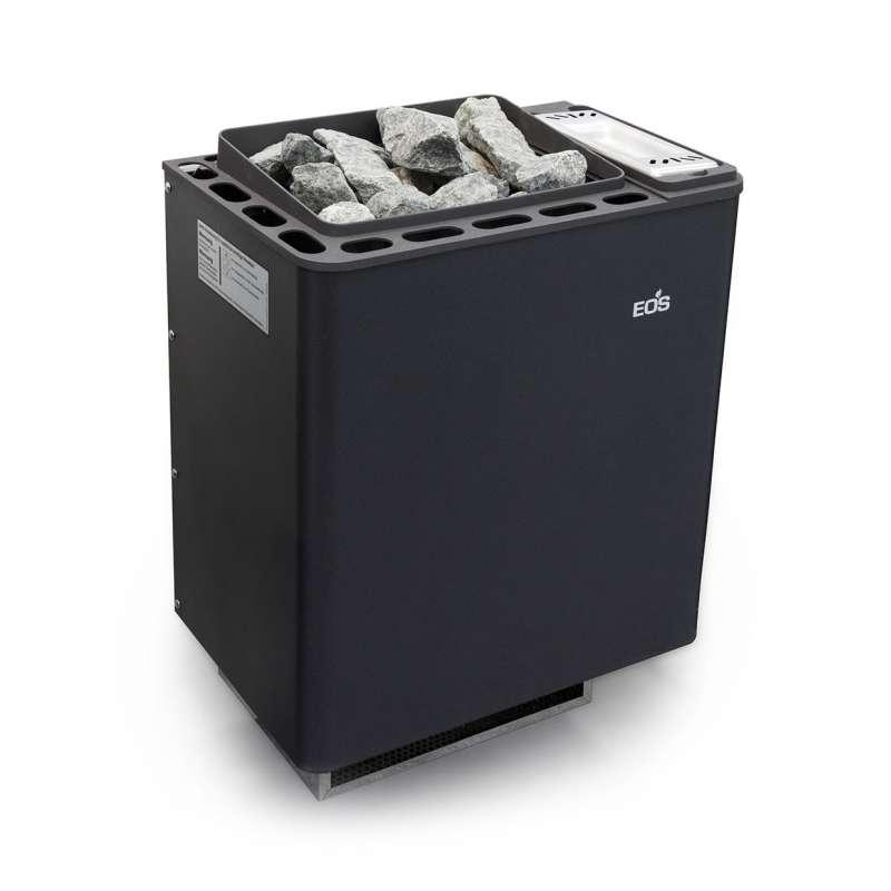 Eos Verdampferofen Wandofen Bi O Thermat 6 kW anthrazit perleffekt 94.5484