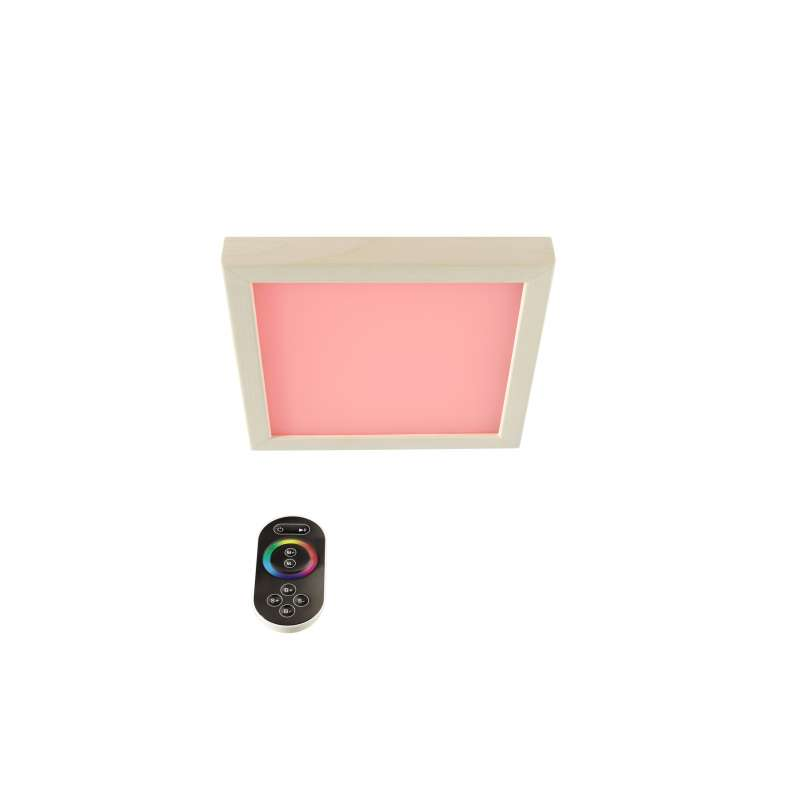Infraworld LED Farblicht Sion 1A - EEK: B Spektrum A++ bis E - S2291a Decken LED