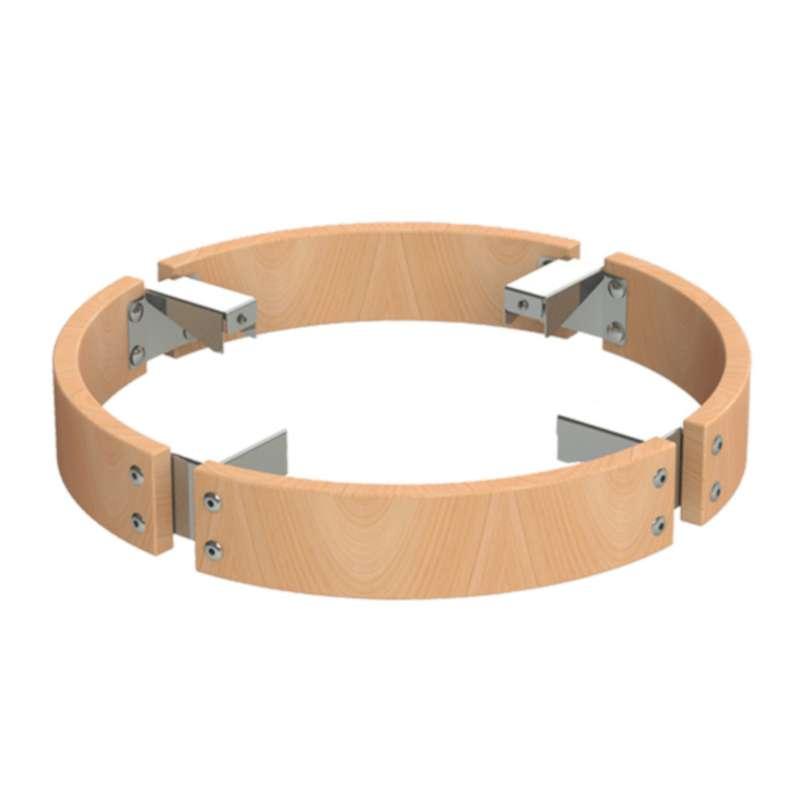 Harvia HPC3 Schutzgeländer Holzgeländer Zubehör für Saunaofen Cilindro 7/9 kW