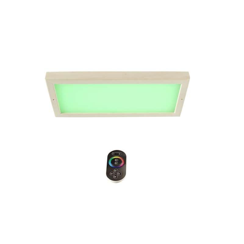 Infraworld LED Farblicht Sion 3B dimmbar - EEK: C Spektrum A++ bis E - S2293B