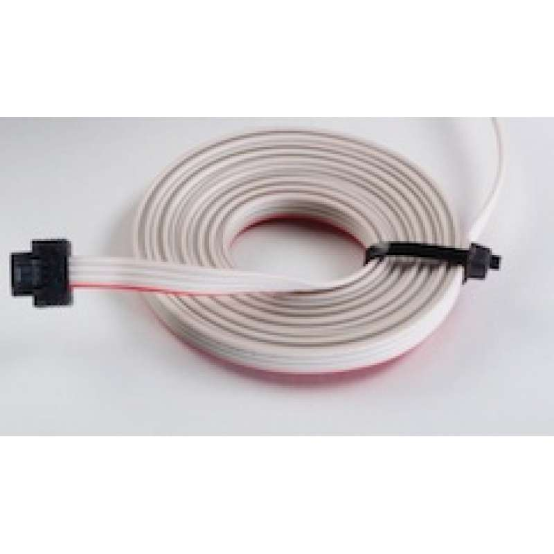 Sentiotec Flachbandkabel 200cm 4 pol. für RGB LED Streifen